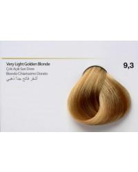 9,3 - Very Light Golden Blonde