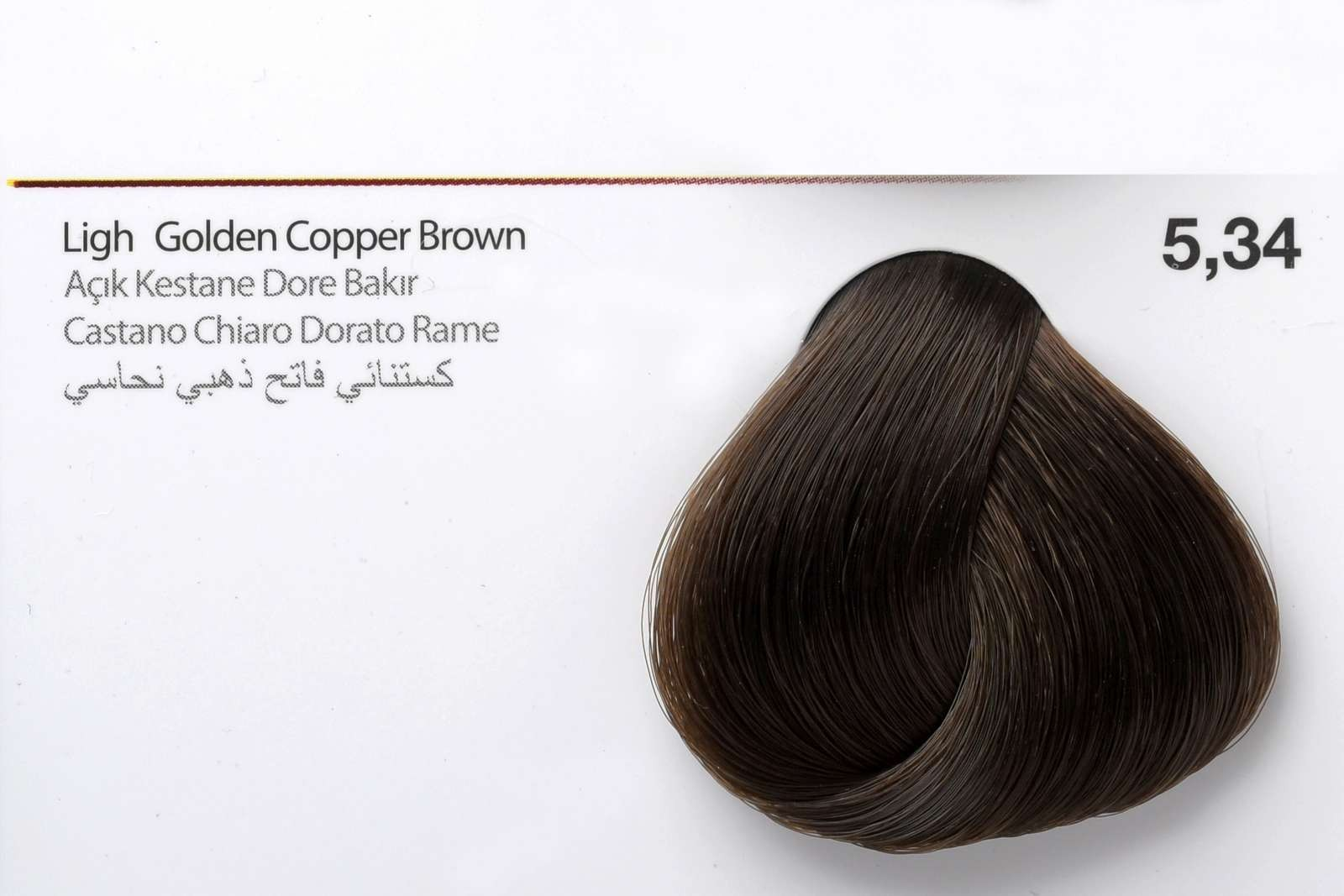 5,34 - Light Golden Copper Brown-swatch