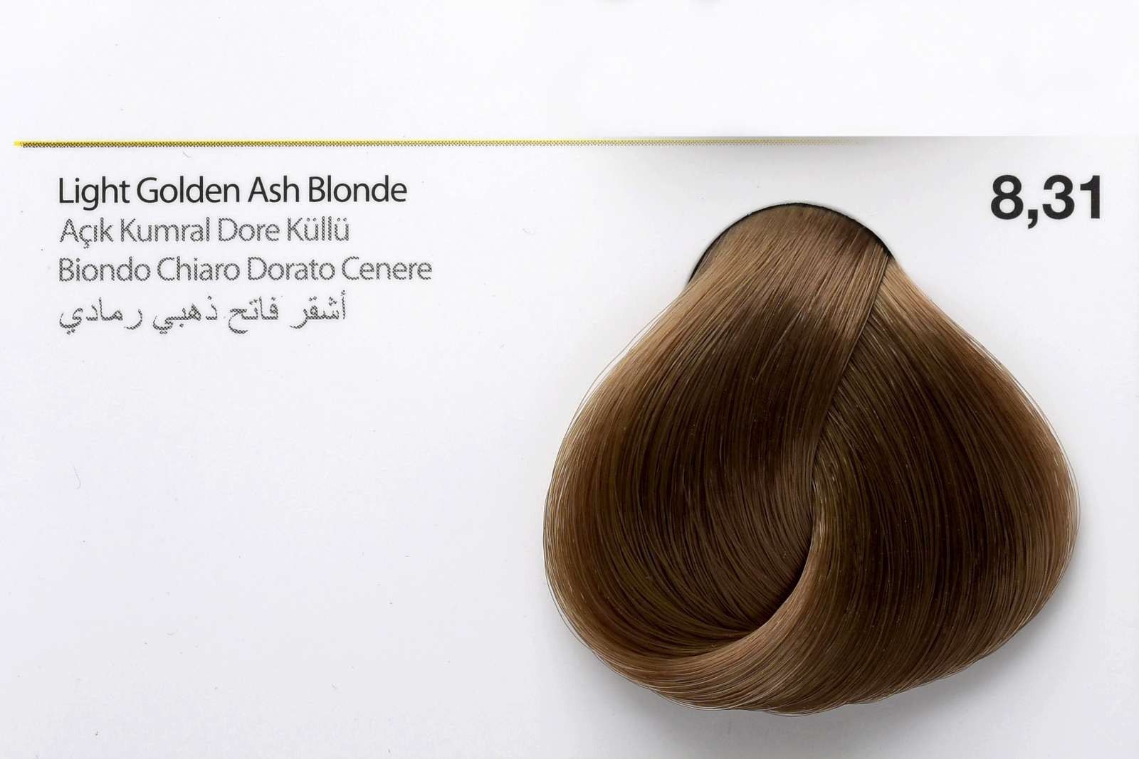 8,31 - Light Golden Ash Blonde-swatch