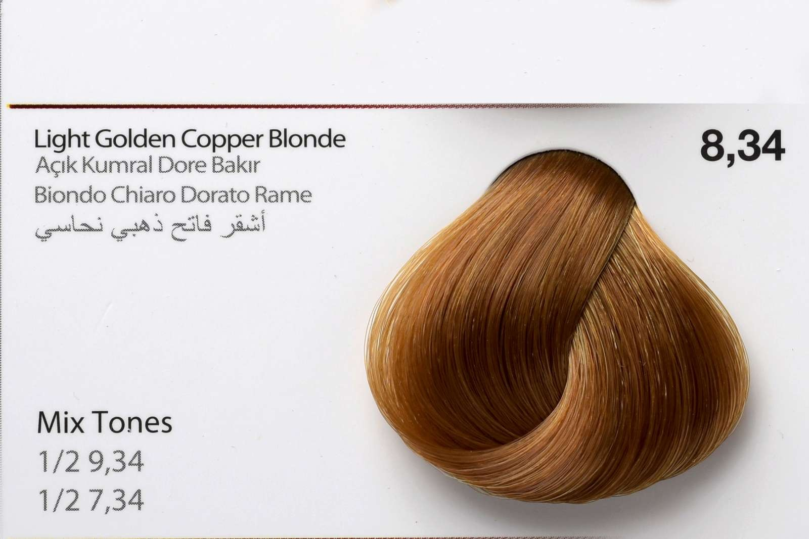 8,34 - Light Golden Copper Blonde-swatch