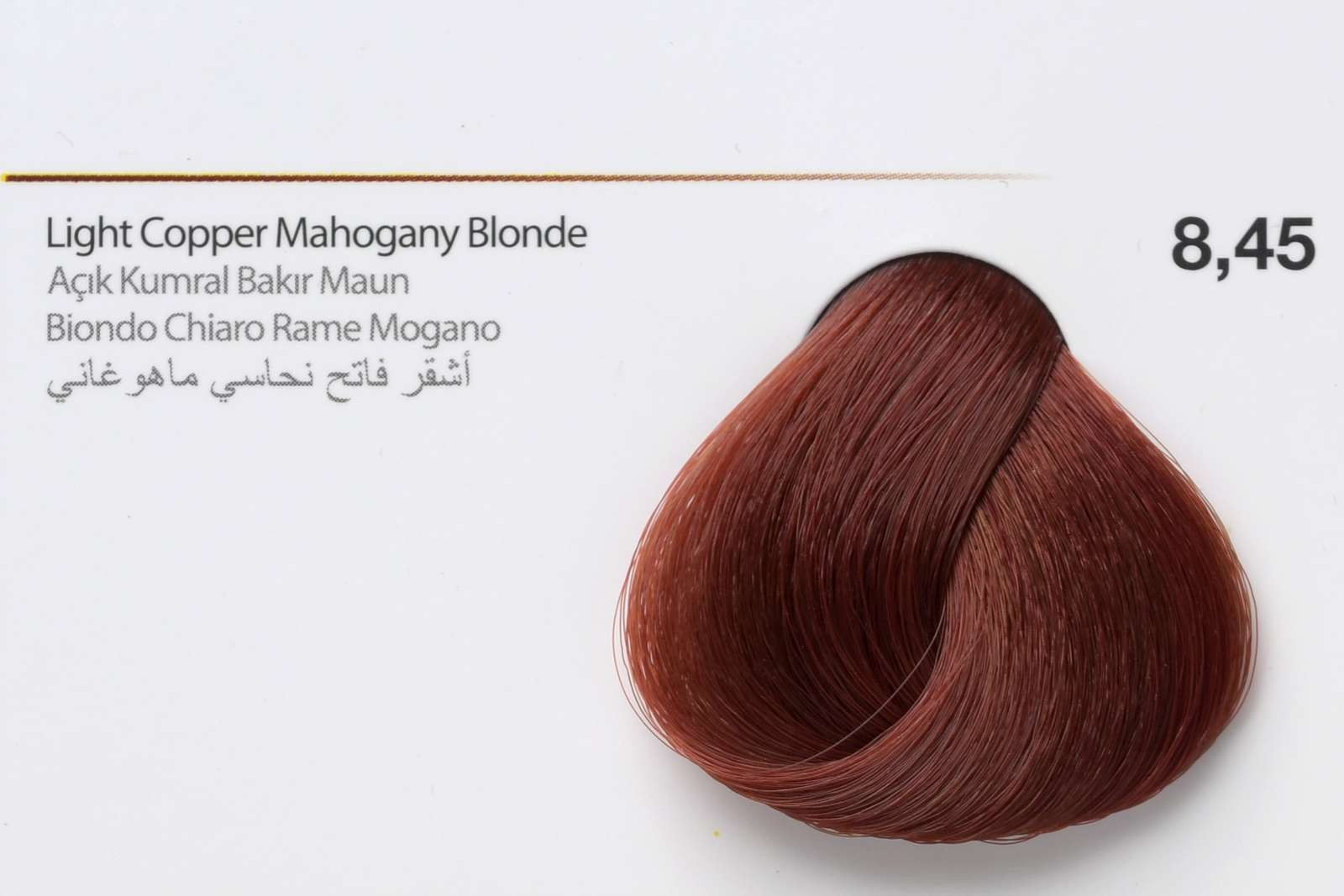 8,45 - Light Copper Mahogany Blonde-swatch