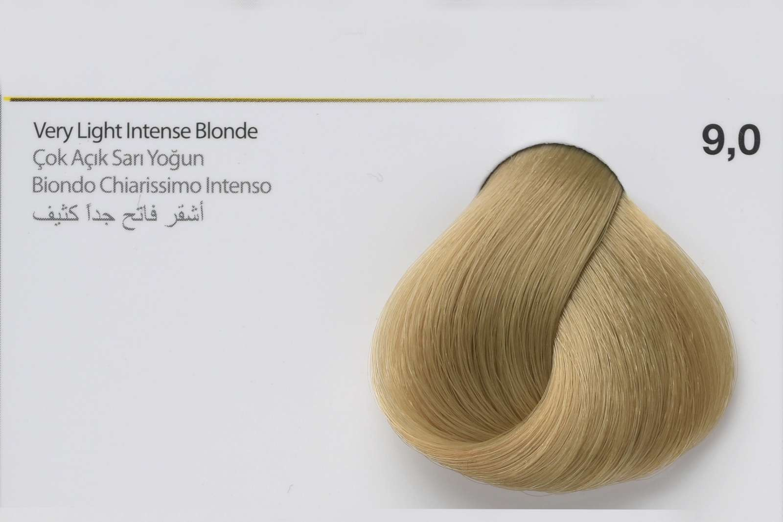 9,0 - Very Light Intense Blonde-swatch