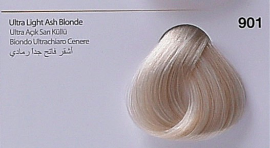 901 - Ultra Light Ash Blonde-swatch